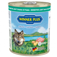 Winner Plus DOG SENSITIV Light Huhn & Kartoffel 800g
